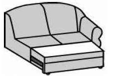 Dietsch Florenz Schlaf- und Relaxfunktionen 02127