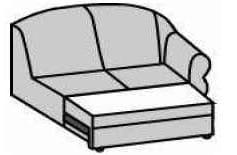 Dietsch Florenz Schlaf- und Relaxfunktionen 02157