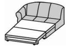 Dietsch Florenz Schlaf- und Relaxfunktionen 03152