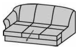 Dietsch Florenz Schlaf- und Relaxfunktionen 03154
