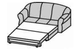 Dietsch Florenz Schlaf- und Relaxfunktionen 13250