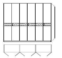 Disselkamp Comfort M Kleiderschranksystem 3