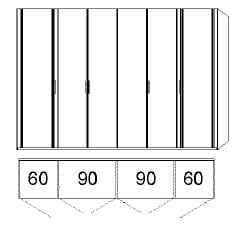 Disselkamp Coretta Kleiderschranksystem 4