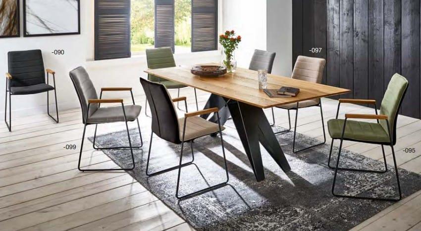 Niehoff Enjoy Tischsystem