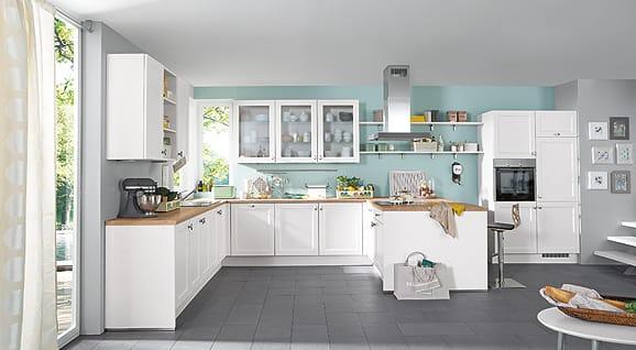 nobilia castello chalet cottage fashion und mehr m bel hier. Black Bedroom Furniture Sets. Home Design Ideas