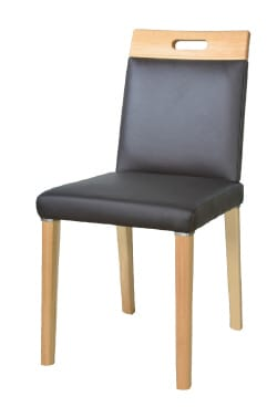 Silaxx Stühle 6089 Massivholzstuhl 1B