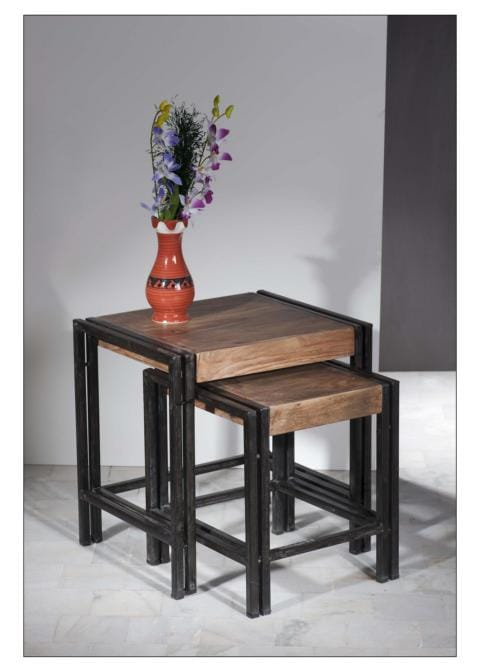 Sit Wohnen Panama 2-Satz-Tisch