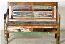 Sit Wohnen Riverboat Bank