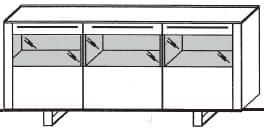 Gwinner Bellano Sideboards