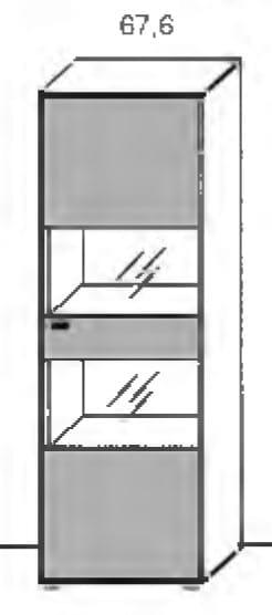 Gwinner Media Concept Standelement