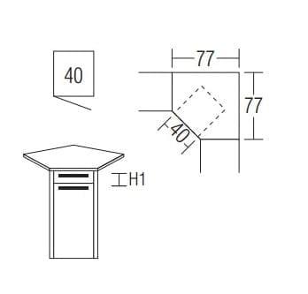 Nolte Germersheim Beimöbel und Traversensystem Alegro2 Basic Eckkommoden