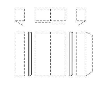 Nolte Germersheim Schranksysteme Horizont 110 Verbindungsstollen
