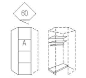 Nolte Germersheim Schwebe- / Dreh- und Falttürenschränke Marcato2.0 Dreh- und Falttüren-Planungsschränke