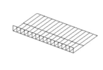 Nolte Germersheim Zubehör Zubehör Falttürenschränke für Schrankelemente mit 100 cm Breite und 42 cm Tiefe