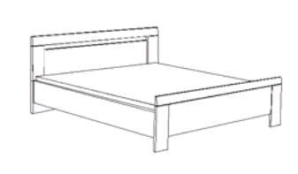 Wiemann Schlafzimmer Donna 2 Kompaktbetten