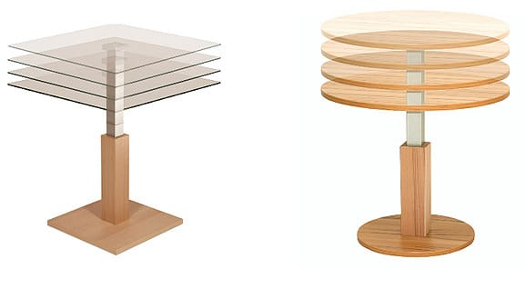 Vierhaus Eco-Lift-Tisch