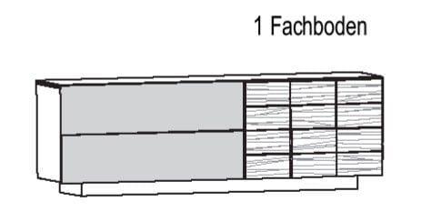 Voglauer Wohnen V-Montana Sideboards