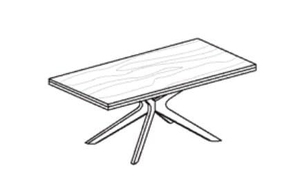 Voglauer Wohnen V-Alpin Tische AG116