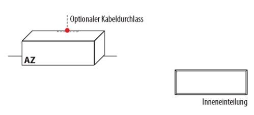 Wöstmann Wohnzimmer NW440 Lowboard