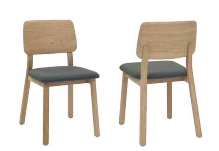 Wöstmann Wohnzimmer Sapio Stühle