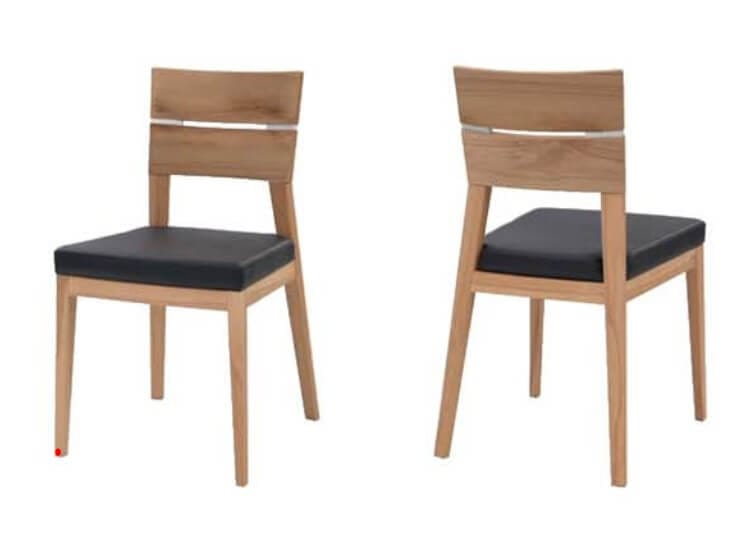 Wöstmann Wohnzimmer Soleo 3000 Tische und Stühle